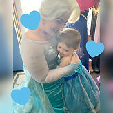 Frozen Princess Elsa Hero  birthday parties and fairy tale events in Omaha Nebraska by professional children's character entertainers.