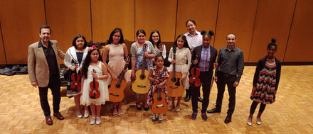 Guitar and Violin Class of 2019