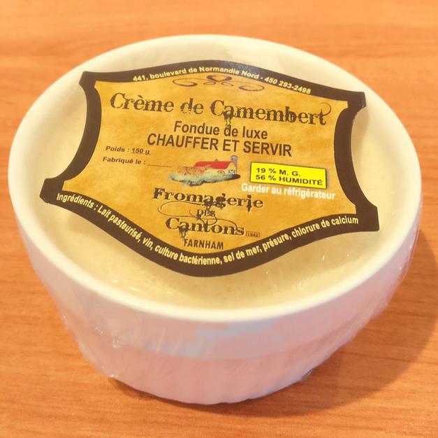 Crème de Camembert