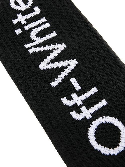 Off-White c/o Virgil Abloh Mid Length Logo Socks