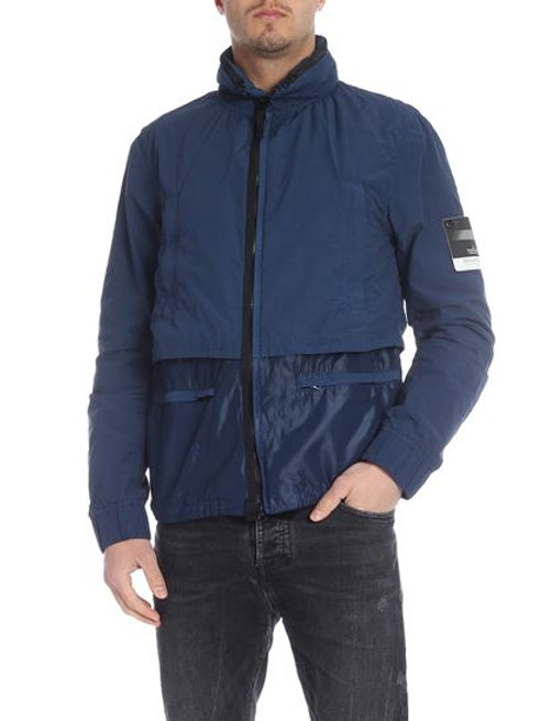STONE ISLAND SHADOW PROJECT naslan light double layer jacket