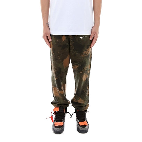 Off-White Camouflage Pants