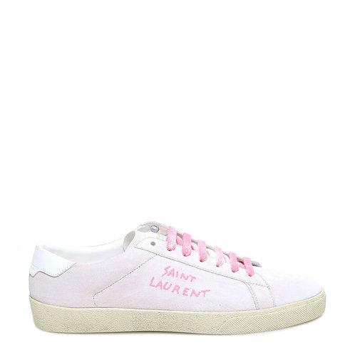 Saint Laurent Paris Low Sneakers