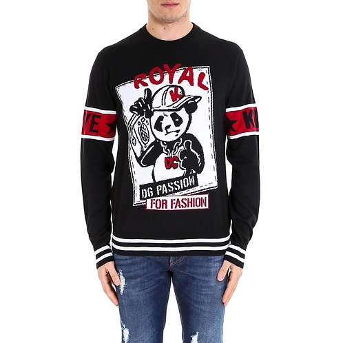 DOLCE & GABBANA DG Passion Sweater