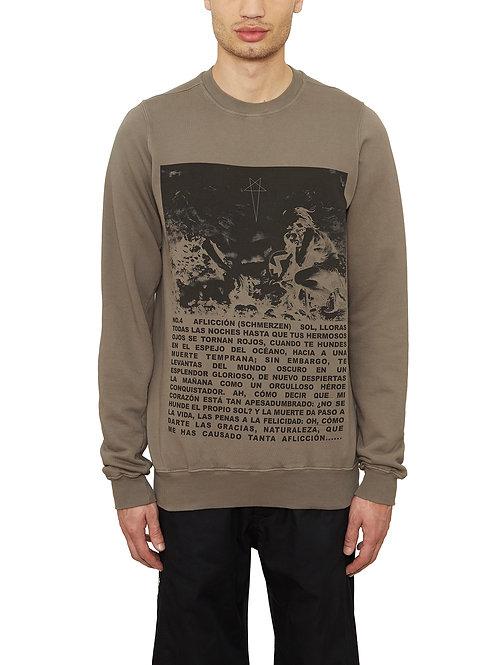 Drkshdw Printed Crewneck Sweatshirt