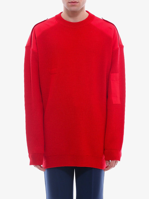 Balenciaga Logo Sweater