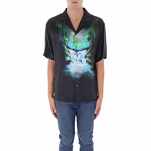Off-White Water Fall Shirt