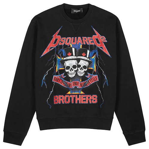 Dsquared2 Skulls Sweat-Shirt