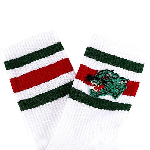 Gucci Wolf Socks