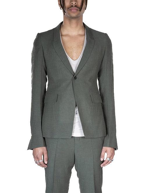Rick Owens Tecuatl Soft Tailored Suit Jacket