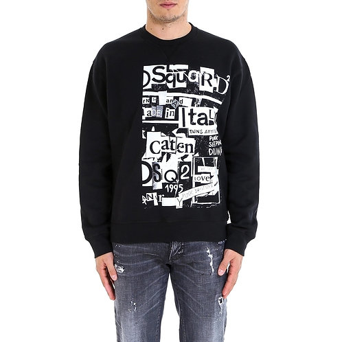 Dsquared2 Logo Sweat-Shirt