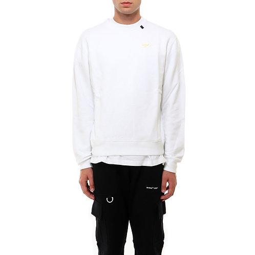 Off-white Acrylic T-Shirt