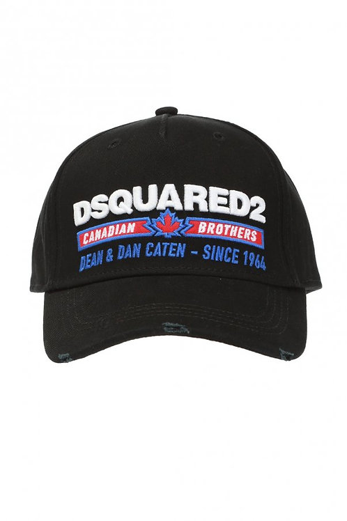 Dsquared2 Canadaian Brothers Cap