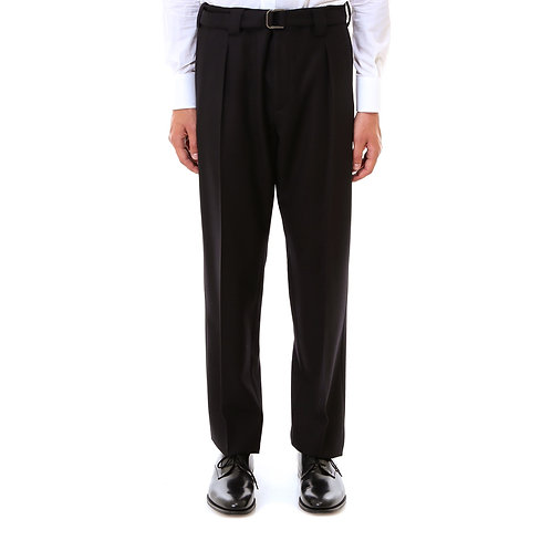 Valentino Belted Tailored Pants