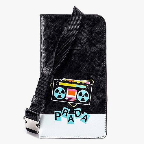 Prada I-phone Case