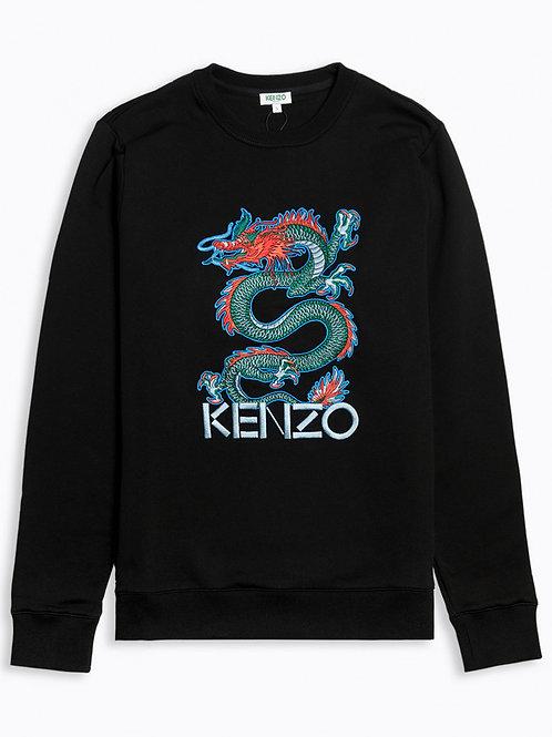 Kenzo Dragon Sweater
