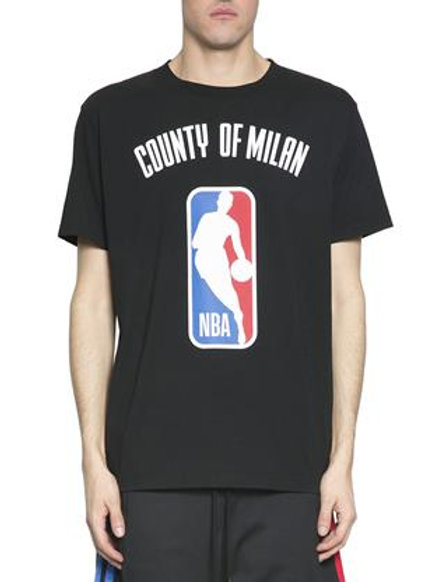 MARCELO BURLON Nba cotton t-shirt