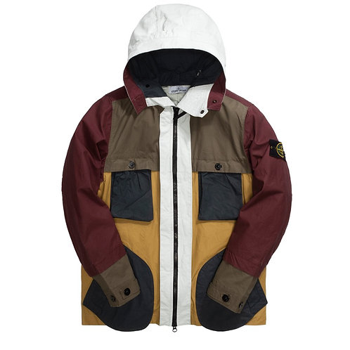 Stone Island Multi-Color Jacket