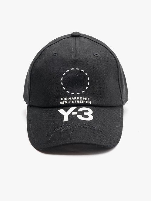ADIDAS Y-3 Cap