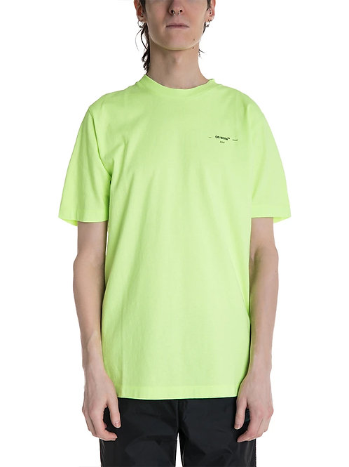 "OFF-WHITE c/o Virgil Abloh ""Off-White Logo"" Tee"