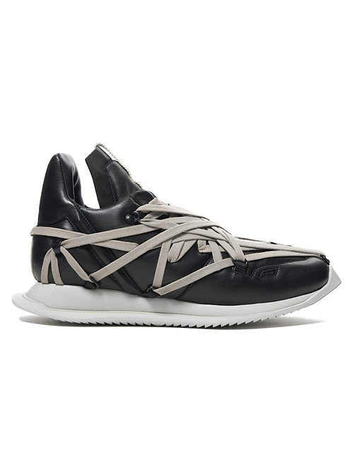 Rick Owens Tectual Megalace Runners