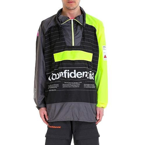 MARCELO BURLON Lettering Field Jacket