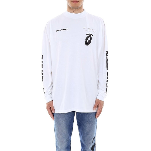 Off-White Splitted Arrows Over MockT-SHIRT