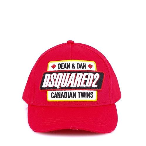 DSQURED2 CANADA Twins Cap