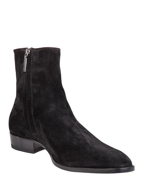Saint Laurent Paris Wyatt Boots