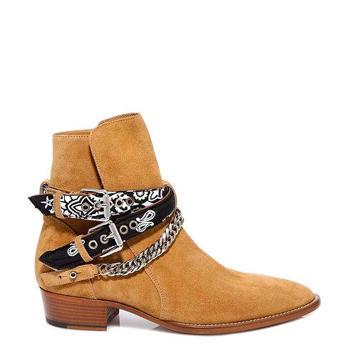 Amiri Ankel-Boots