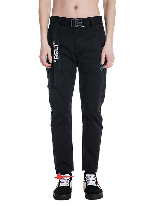 OFF-WHITE c/o Virgil Abloh Low Crotch Chinos