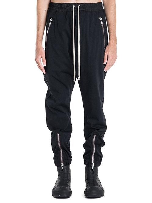 Rick Owens Zipped Track Pant