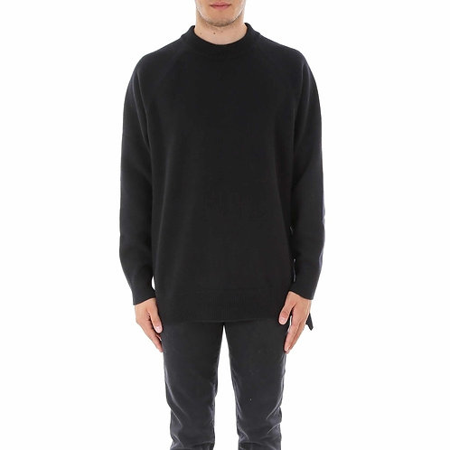 Jil Sander Logo Knit Sweater