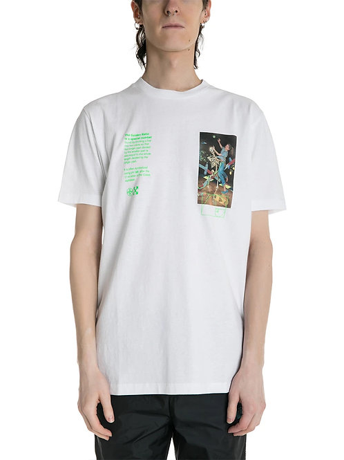 OFF-WHITE c/o Virgil Abloh Pascal Painting Slim Tee