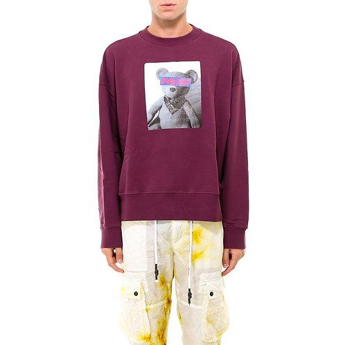 Palm Angels Bear Print Sweater