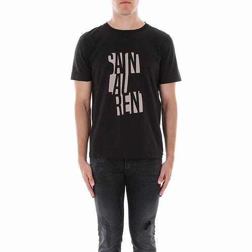 Saint Laurent Paris Logo T-Shirt