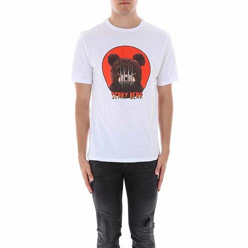 Neil Barrett Angry Bear T-Shirt