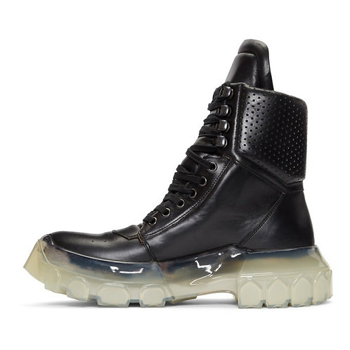 RICK OWENS Tractor Boots