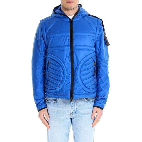 Moncler Blue 5 Craig Green down jacket