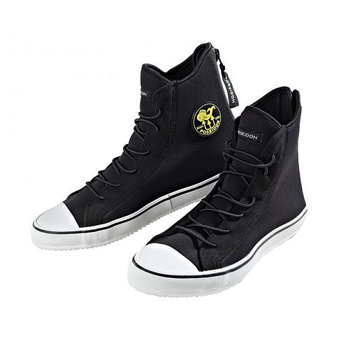 Poseidon One Shoe - Black/White