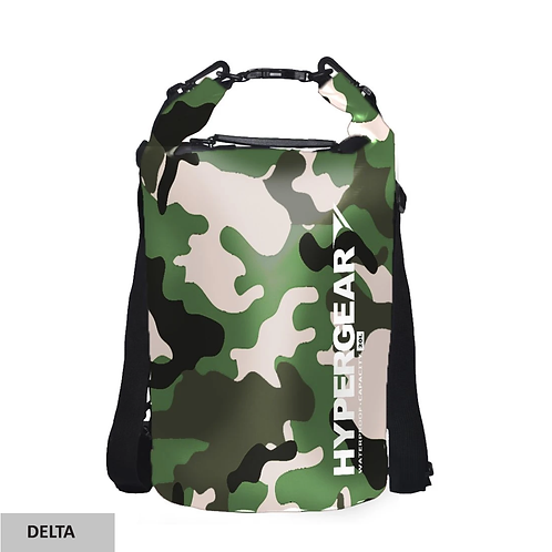 Hypergear Dry Bag Camouflage Series - 20L