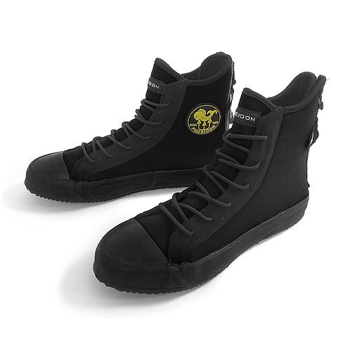 Poseidon One Shoe - Black/Black