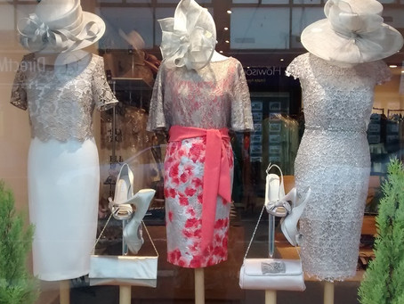 Our summer window in January!