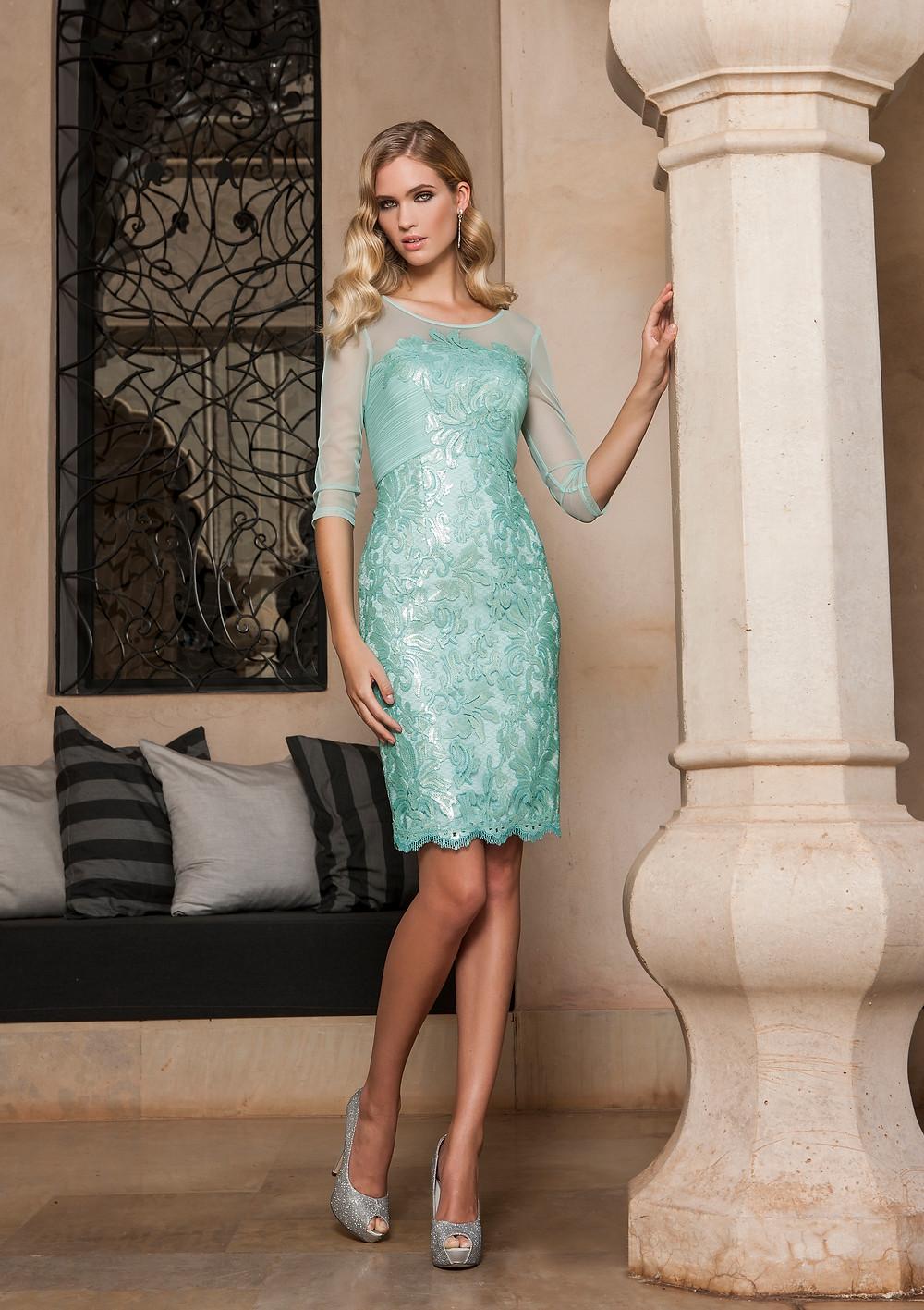 Sonia Pena dress 2015 from L Occasionwear Ayr
