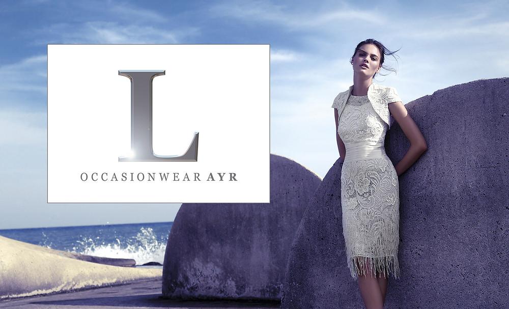 Carla Ruiz 91452 L Occasionwear Ayr