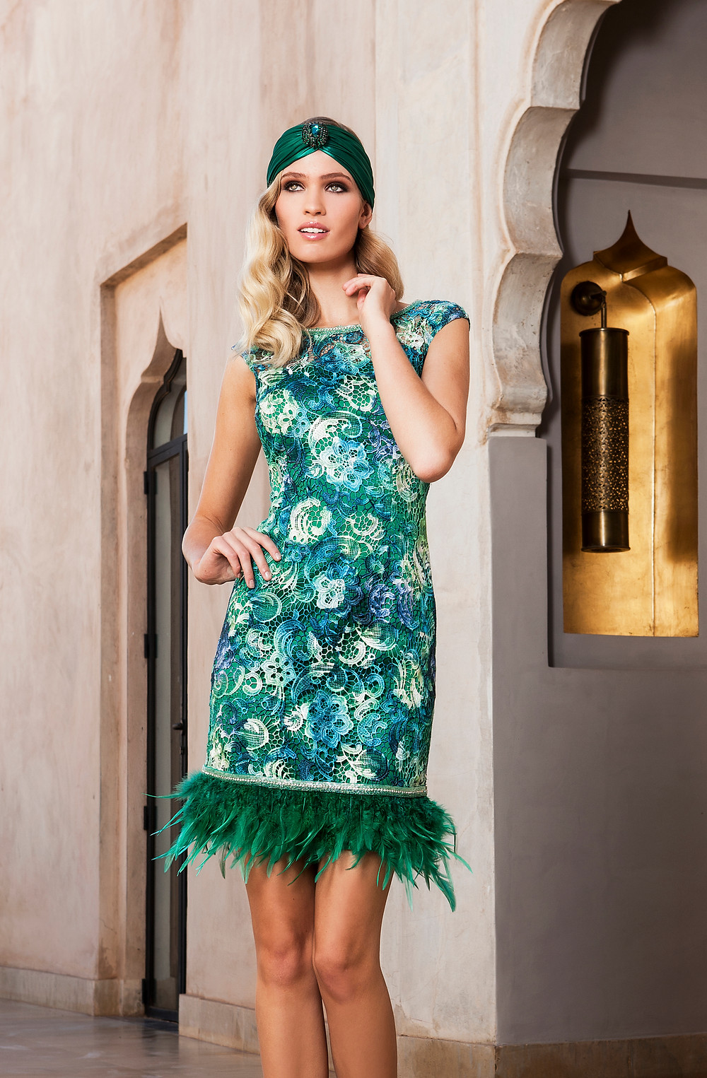 Sonia Pena 2015 dress from L Occasionwear Ayr