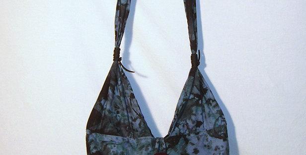 Blue Cloth Bag