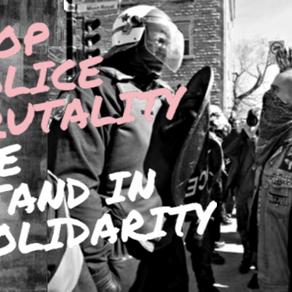 「反送中」專題III:國際連結、警察暴力——序言