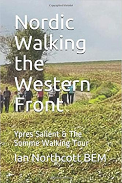 Nordic Walking the Western Front Ypres S