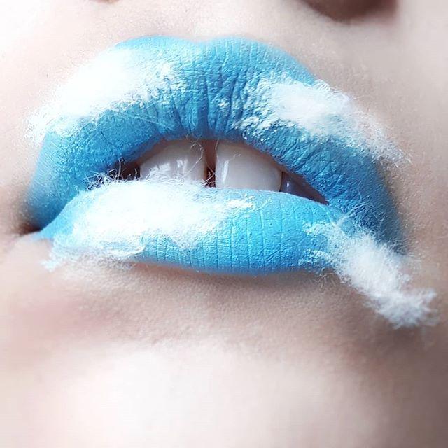 ☁️☁️☁️_#undiscoverd_muas #norvina #mulac #buzzfeedbeauty #amazingmakeupart #wakeupandmakeup #facefl
